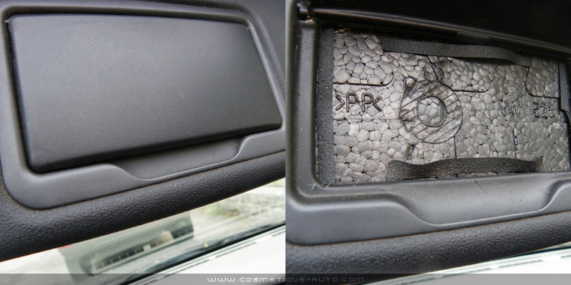 2011-16 Grand Angle Wing mirror glass MAIN GAUCHE côté passager pour VW Beetle A5
